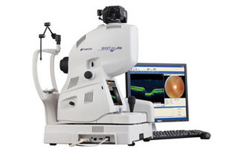 3D Retinal Tomography treatment in Fort Myers, Florida