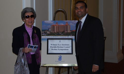 Seminar Dr Patel and the Florida Retina Center
